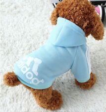 Hundepullover Hundejacke Hundepulli Hunde Welpen Kleidung Adidog Gr. L 7216