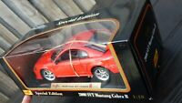 Rare Small Block Ford SVT Mustang Cobra R Toy Model American Muscle Car 1:18