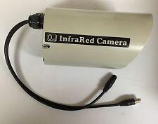 6mm Infrared Bullet CCTV Camera 0Lux 84 led , Metal Outdoor  Waterproof
