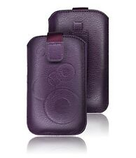 Etui für iPhone 5 in Violett