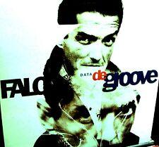 """12"""" - FALCO - DATA DE GROOVE  - (EURO BEAT) NUEVO - NEW, STOCK STORE"""