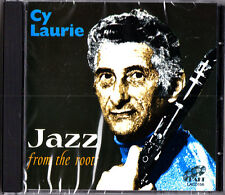 CY LAURIE- Jazz from the Roots CD (NEW 2001 LAKE) Jazz Clarinet w/ Dennis Field