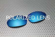 LINEGEAR Replacement Lens for Oakley Juliet - Saxe Blue Polarized [JU-SB-POLA]