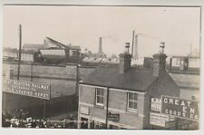 More details for shropshire postcard - wreck of the l & nwr express at shrewsbury, oct. 1907 a22