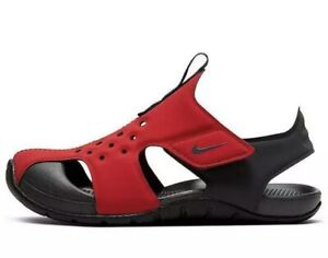 Nike Sunray Protect 2 (PS/TD) Kids Boys/Girls Shoes Sandals Beach New!!(3c)