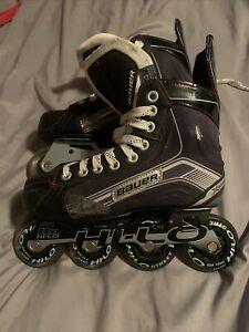 Bauer Vapor X300R Inline Roller Hockey Skates Junior Size 4R (US Size 5)