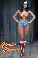 LYNDA CARTER WONDER WOMAN Show 80s & 90s Posters Teen TV Movie Poster 24X36 C