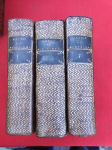 Les Essais de Michel Seigneur DE MONTAIGNE 3/3  1781 29