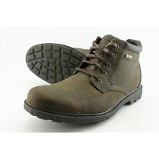 Rockport Solid Ankle Boots for Men