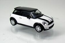 1/87 Herpa Mini Cooper s Pepper White 023627-002