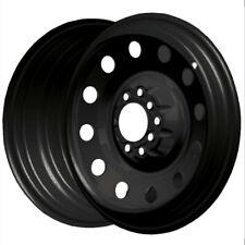 1 New 15X6 Pacer 84B Fwd Black Mod Wheel Rim +41 5X100 & 5X115