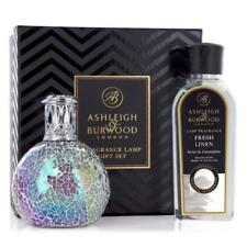 Ashleigh Burwood Home Fragrance Oil Lamp Gift Set With 250ml Oil Fairy Ball