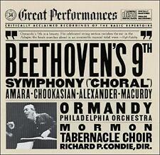 John Alexander; Lucine Amara; Lili Chook : Beethoven: Symphony No. 9 in D