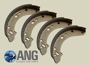 TRIUMPH STAG MkI & II REAR BRAKE SHOES (AXLE SET) GBS637, GBS804