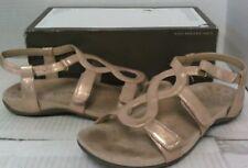 Vionic Women's Jodie Ankle Strap Sandals Rose Gold sz 8 $114.95