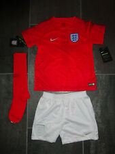 England 2018 Away Kit Children Size S/104-110/3-4 years