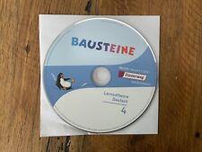 Lernsoftware für Deutsch CD Diesterweg  Bausteine für das 4. Schuljahr