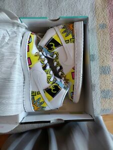 Nike Dunk SB High De La Soul UK8