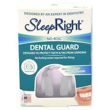 SleepRight Slim Comfort Night-Guard Stop Clenching Now Bruxism Teeth Grinding
