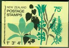 New Zealand. 1973/4.  Booklet. Value 75¢. Unused.
