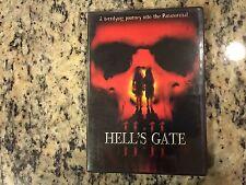 HELL'S GATE 11:11 OOP NEW SEALED DVD! 2004 SUPERNATURAL SATANIC DEMON HORROR!