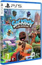 Sackboy: A Big Adventure (PS5) DE-Version