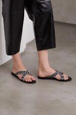 Givenchy Logo Jacquard Sandals