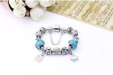 Markenlose Modeschmuck-Armbänder aus Glas mit Perlen (Imitation)
