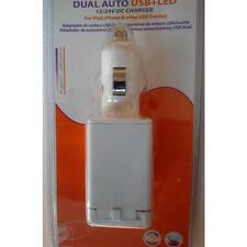 Cargador de coche USB para teléfonos móviles y PDAs