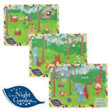 In The Night Garden Wooden Puzzle Makka Pakka Upsy Daisy Iggle Piggle -Brand New