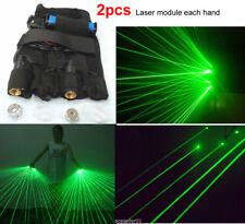 532nm Rechargeable Green Laser LED Gloves laser man show equipment DJ Pub Lazer