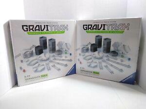 New & Sealed ( LOT OF 2 )  276011 Ravensburger GRAVITRAX 8-99 Expansion TRAX.