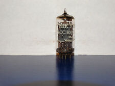 1 x 12ax7 Telefunken<>(Fisher) Tube *Ribbed Plates*Results = 1580/1440