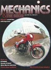 TZ250 Yamaha DT80MX Z250T Scorpion Kawasaki GPz305 VT250F Moto Martin II GSX1100