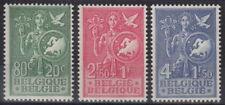 CEPT-PRÉCURSEUR: ** BELGIQUE 1953-Mi 976-978. - Cachet MW 65,- (fa-1#1)