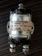 White Rodgers 12v Coil Solenoid 124-205111 Ezgo