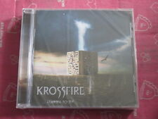 KROSSFIRE - Learning to Fly New!! POWER / PROG metal sealed lana lane