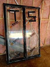 Window Double Glazed Aluminium Slider. Windspray Brand New 1800 x 1240 Lockable