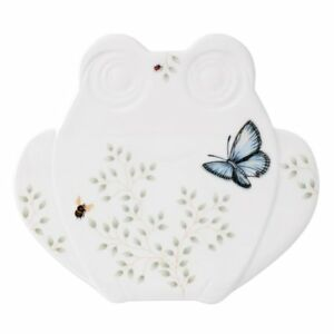 Lenox Butterfly Meadow Frog Trivet