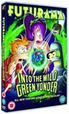 Futurama Into The Wild Green Yonder 5039036040112 With Katey Sagal DVD