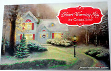Thomas Kinkade Christmas Blessings Christmas Cards Heart Warming Joy Nib