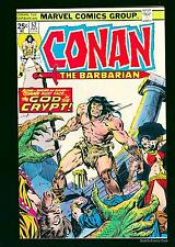 Conan The Barbarian #52 NM/M 9.8 White   Marvel Comics
