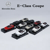 Original 1:43 Scale Mercedes-Benz E-Klasse Coupe E300 E-CLASS Diecast Car Model