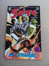 Sabre 4 . Incredible seven Origin -  Eclipse 1983 -  VF