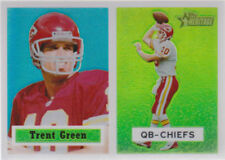 Carte collezionabili football americano singoli Kansas City Chiefs