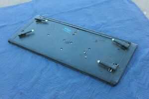 02-13 AVALANCHE ESCALADE EXT BED TONNEAU PANEL COVER GENUINE FACTORY OEM #1