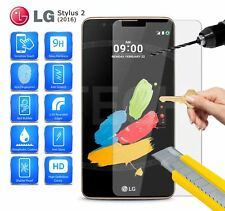 LG Stylus 2 Double SIM Anti Scratch Transparent Tempered Glass Screen Protector