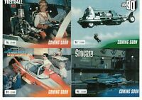 PROMO 2017 Unstoppable Cards - Gerry Anderson - promo set #71/100