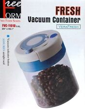 Minivac Airtight Smell Vacuum Sealed Container Clear Vera Fresh 0.6L Food Box!!