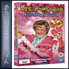 MRS BROWNS BOYS CHRISTMAS TREATS *BRAND NEW DVD***